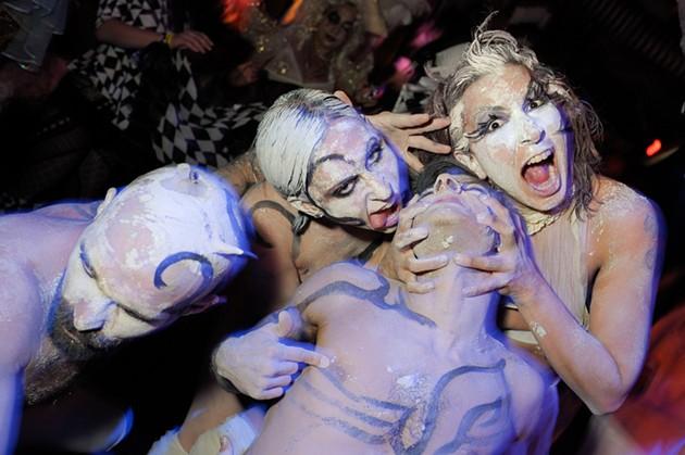Masquerotica, Carnival Fantastique