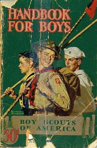 Material boys...