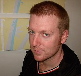 Matt Stewart. Yes, he looks totally stoned. - KARLA ZENS/COUNTERPOINT PRESS