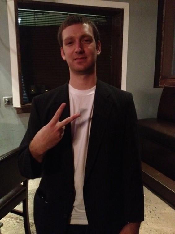 Matt Werner, aka Em Dubious