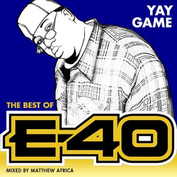 Matthew Africa celebrates E-40's career over 40 songs.