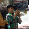 Meet Gabriel Angelo, the 12-Year-Old Playing His Trumpet on S.F. Streets to Pay for Music Lessons