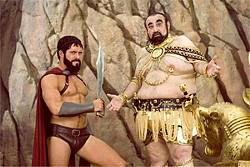 Meet the Spartans: First in a parade of 300 parodies.