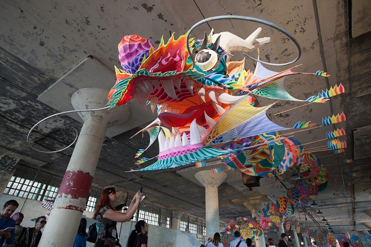 @Large: Ai Weiwei on Alcatraz Exhibit