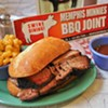 Number 29: 18-Hour Brisket From Memphis Minnie's