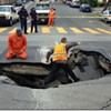 Did You See That Sinkhole in the Richmond District?