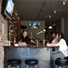 Barometer Fluctuates at Mercury Appetizer Bar on Lombard at Van Ness