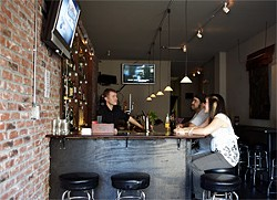 JEN SISKA - Mercury rising: The newish appetizer bar serves some nice small plates but needs to work on the details.