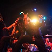 Metal Alliance Tour @ the Regency Ballroom