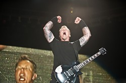 Metallica in Indio