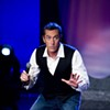 Michael McDonald Breaks Character for Stand-Up