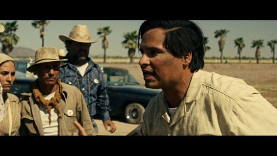 Michael Pena as Cesar Chavez - PANTELION FILMS