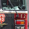 Michael Quinn, S.F. Firefighter, Accused of Driving Fire Truck While Drunk