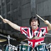 To His Own Beat: Mick Berry Reincarnates The Who's Keith Moon