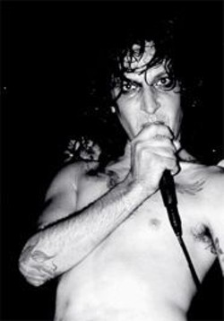 JAY  BLAKESBERG - Mickey Avalon, the kosher salami.