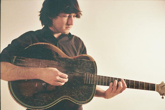 Mikal Cronin's debut album is out today.