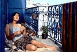 Modern Woman: Julie Gayet in Merzak - Allouache's Beb el Web.