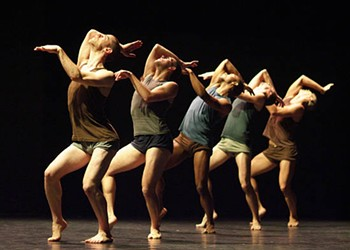 Israel's Batsheva Dance Co. Is Unpredictably Severe -- Protesters Call for Boycott