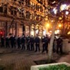 Occupy Oakland: Police Raid City Hall Vigil, 12 Arrested