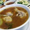 The Weather's Gonna Get Nasty. Wrap Yourself in Chava's <em>Caldo de Pollo</em>