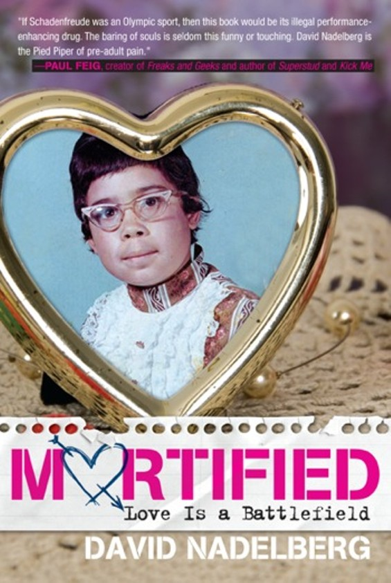 Mortified book cover