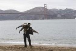 ZADE  ROSENTHAL - Movin' On Up: Will Smith as real S.F. homeless guy-turned-stockbroker Chris Gardner.