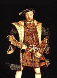 Mr. Tudor is not amused...