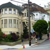 <i>Mrs. Doubtfire</i> House Set on Fire