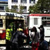 Muni Trains Crash, 15 Hurt