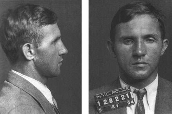 Murderer Bruno Richard Hauptmann's last meal will be served at Truck Stop Cafe on Oct. 17. - WIKIMEDIA COMMONS