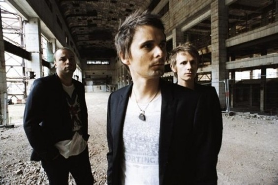 Muse: Apparently not playing the Rickshaw on Friday.