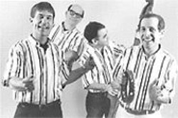 Muskrats (Re)united: Freeman, Vaughan, Ivey, Rosen.