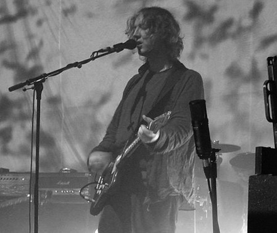 My Bloody Valentine in 2008.
