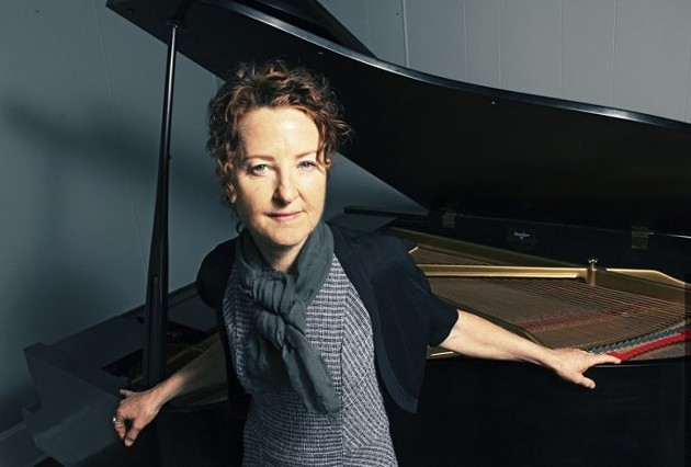 Myra Melford performs Wednesday, March 4 at the Rickshaw Stop. - BRYAN MURRAY