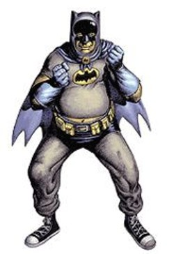 """Na-na-na-na-na-na: Charlie Duffy, the """"Batman"""" of DC Comics' RealWorlds series"""