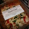 Name Game: Vegetable Lasagna from Golden Boy Pete-zza