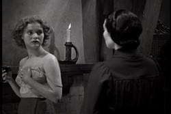 Nan Grey (left) with Gloria Holden in Dracula's Daughter (1936) - UNIVERSAL STUDIOS