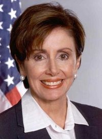 Nancy Pelosi might have some choice words for Obama, but those aren't them