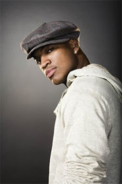CHRISTOPHER BALDWIN - Ne-Yo.
