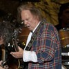 Neil Young and Crazy Horse Mix the Old and New at S.F.'s Outside Lands Festival