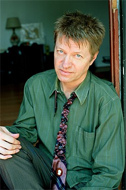 Nels Cline: Guitar god.