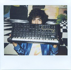 Neon Indian should have taken acid with you.