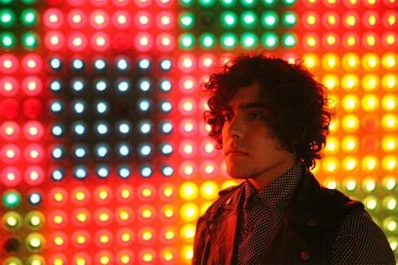 Neon Indian's Alan Palomo