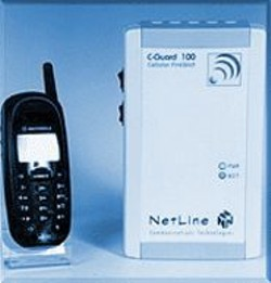 Netline's C-Guard jammer was invented by the electronic warfare division of the Israeli army.