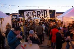 GAMMA NINE - New food truck legislation shouldn't affect legacy gatherings like Off the Grid.