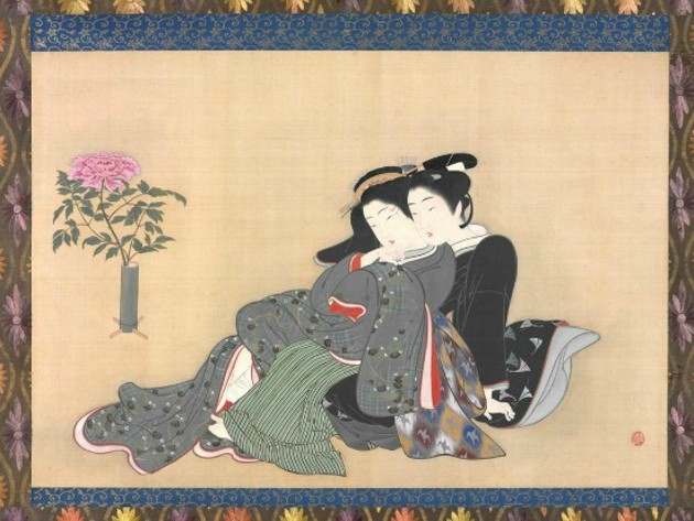 Peony - COURTESY OF THE ASIAN ART MUSEUM
