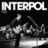 New Interpol Live EP Releases Today in Exclusive Stores