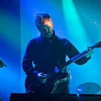 New Order at the Fox Theater