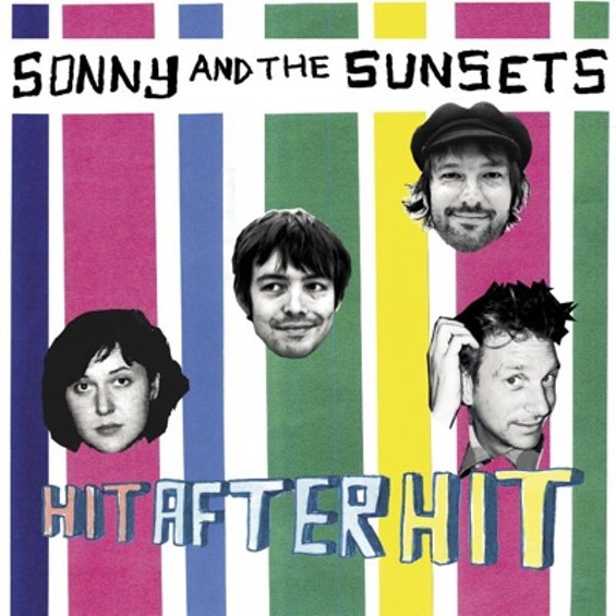 New Sonny & the Sunsets album out next week.