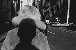 LEE FRIEDLANDER - New York City, 1966, gelatin-silver print.
